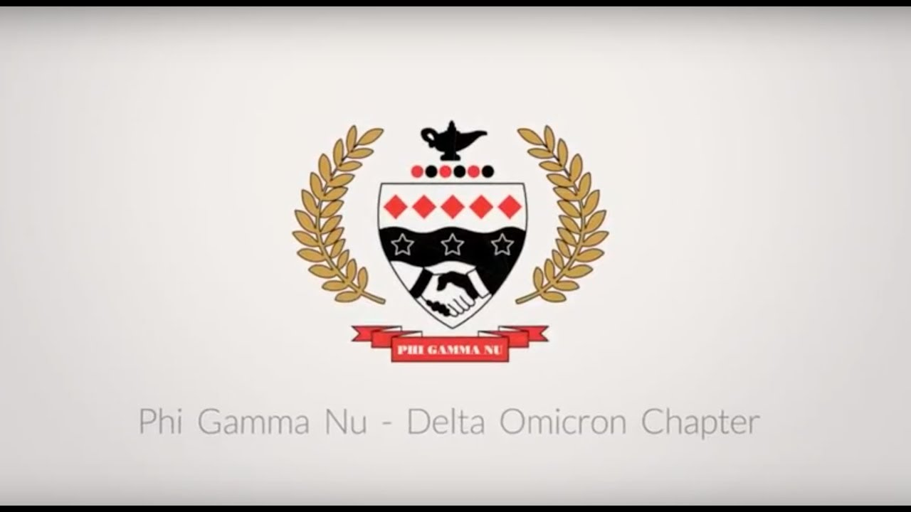 Phi Gamma Nu Cornell
