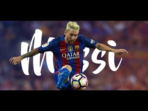 Lionel Messi 2016/17 ► Right Away | HD