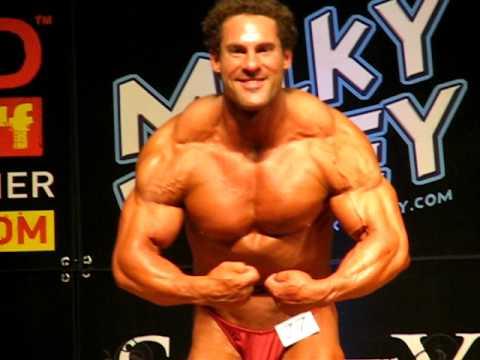 Corey Condon 2010 Festival City Bodybuilding Contest Stratford