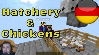 Tipps und Tricks für Hatchery und Chickens - Sky Factory 3 - Minecraft Mod Tutorial [Deutsch/German]