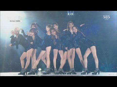 [161001 BOF 개막공연] Girls