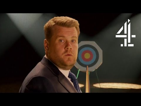 James Corden's Ode to The Rio Paralympics