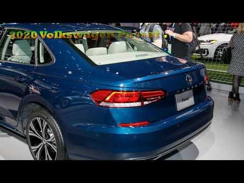 2020 Volkswagen Passat IQ  Drive ACC