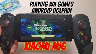 Green Lantern: Rise of the Manhunters Android Gameplay Dolphin GC/Wii Emulator test/gaming