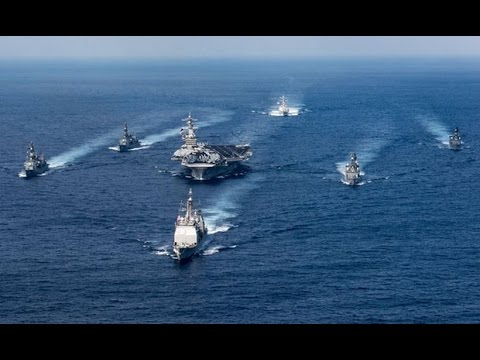Headed Towards 2 Wars? Warships Deployed to Korean Peninsula