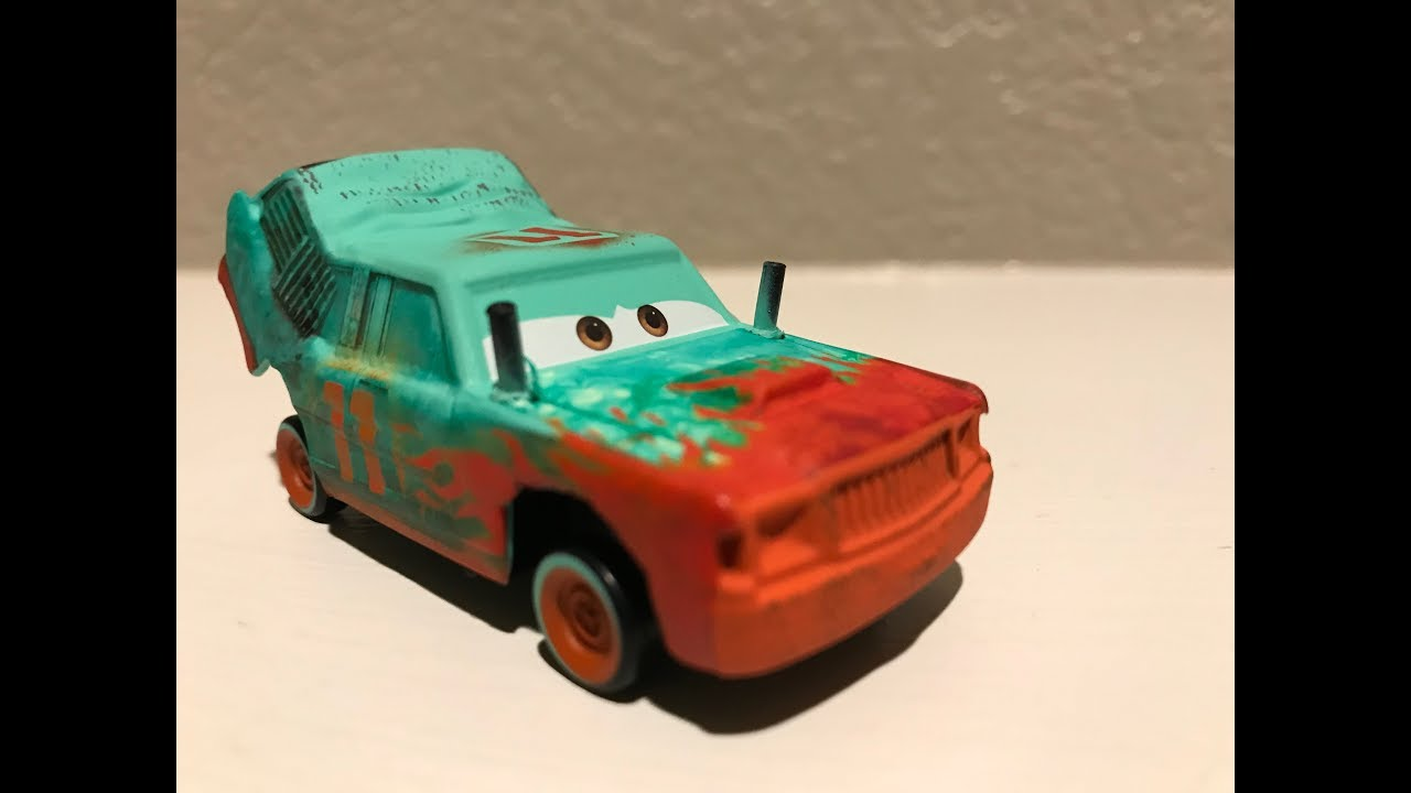 Mattel pixar cars 3 pileup die cast youtube - Watch cars 3 online free dailymotion ...