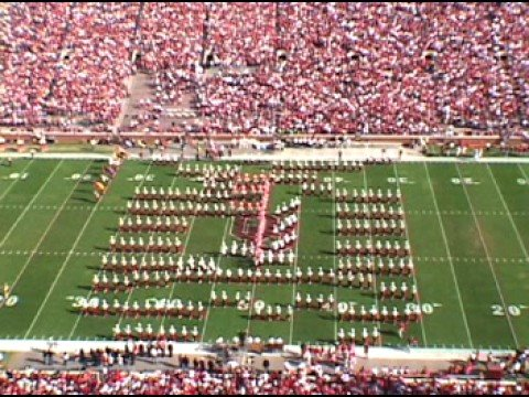 The Pride of Oklahoma Pregame (2003)