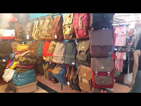 Secret Thai Clothing Market in Chiang Mai