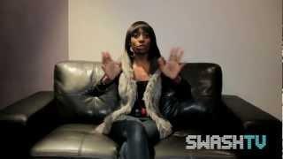 @swashmusic   Under The Radar Interview   @bexsongstress   @utr_swashtv