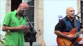 AWEK BLUES { Hush Your Mouth } in Sierre Blues Festival 2011
