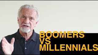 Boomers VS Millennials | Who is more entitled?