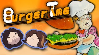BurgerTime - Game Grumps