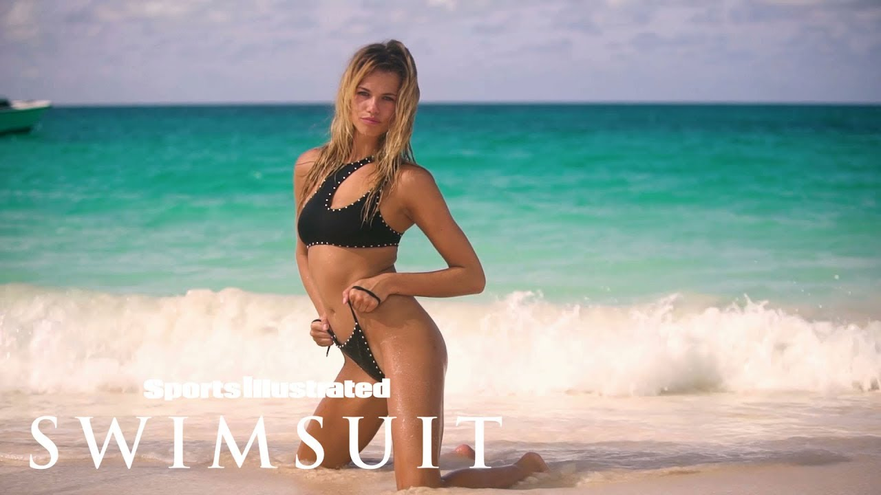 17c2265659394 Hailey Clauson Brings the Heat in This New Video