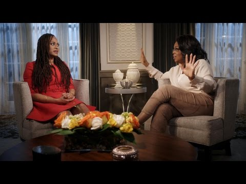 "Ava DuVernay and Oprah talk ""13th"" documentary"