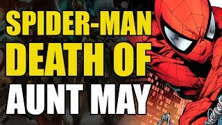 The Death of Aunt May (Spider-Man The Clone Saga: Kaine)