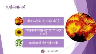 जीवों में विविधता - भाग २ (Diversity in Living Organisms - Part 2) - कक्षा 9 (Class 9) - Hindi