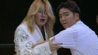 AJW Nagoya Super Storm - AJW VS LLPW (Opening Ceremony) ハーレー斉藤 検索動画 9