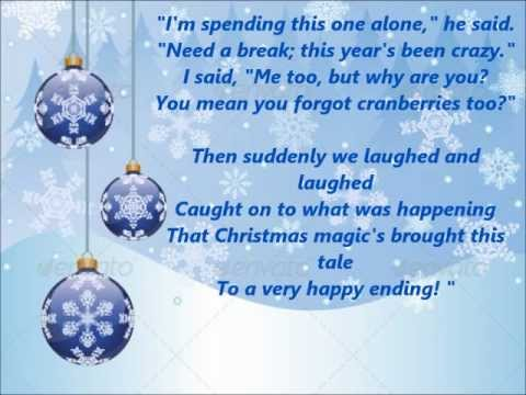 Glee - Christmas Wrapping - Lyrics