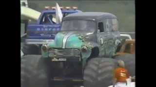 TNT Monster Truck Challenge 1990 Louisville Race 2 (Tuff Trax)
