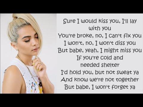 Hayley Kiyoko ~ What I Need ft. Kehlani ~ Lyrics