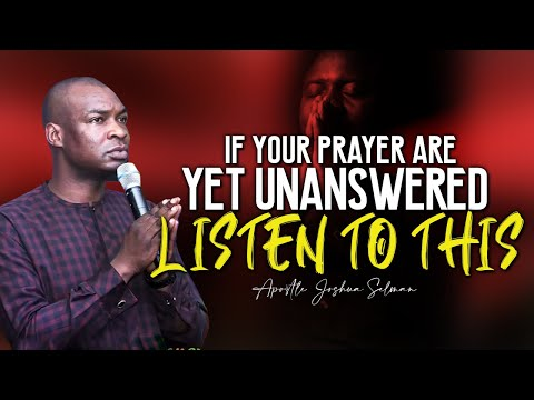 IF YOUR PRAYER
