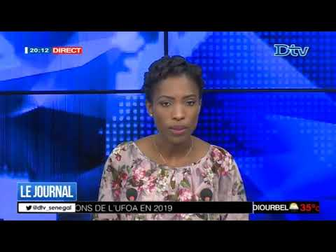 JT Français 20h  du mardi 17 juil. 2018