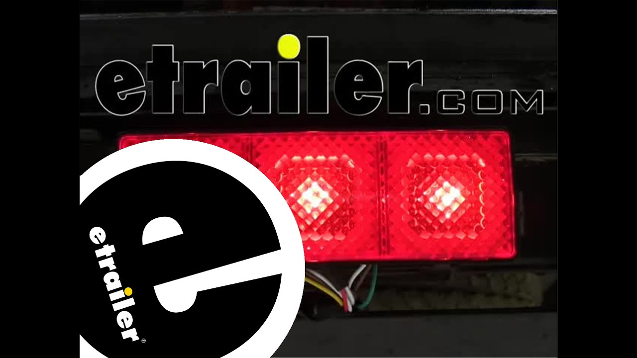 Review Of The Bully Light Up Trailer Hitch Cover Youtube
