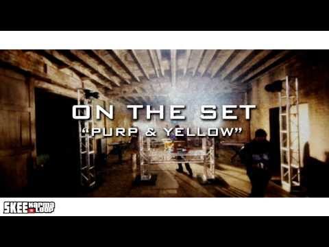 "On The Set: Snoop Dogg, The Game, DJ Skee ""Purp & Yellow- LA Leakers SKEETOX Remix"" ft. LA Lakers"