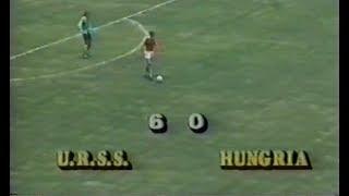 СССР 6 0 Венгрия Чемпионат мира 1986