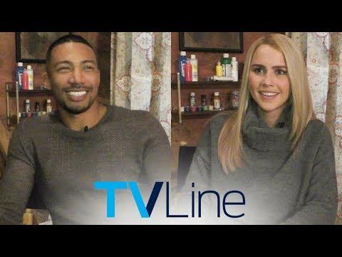 The Originals Season 5 — Charles Michael Davis & Claire Holt Interview | TVLine