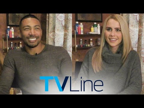 The Originals Season 5   Charles Michael Davis and Claire Holt on That Proposal