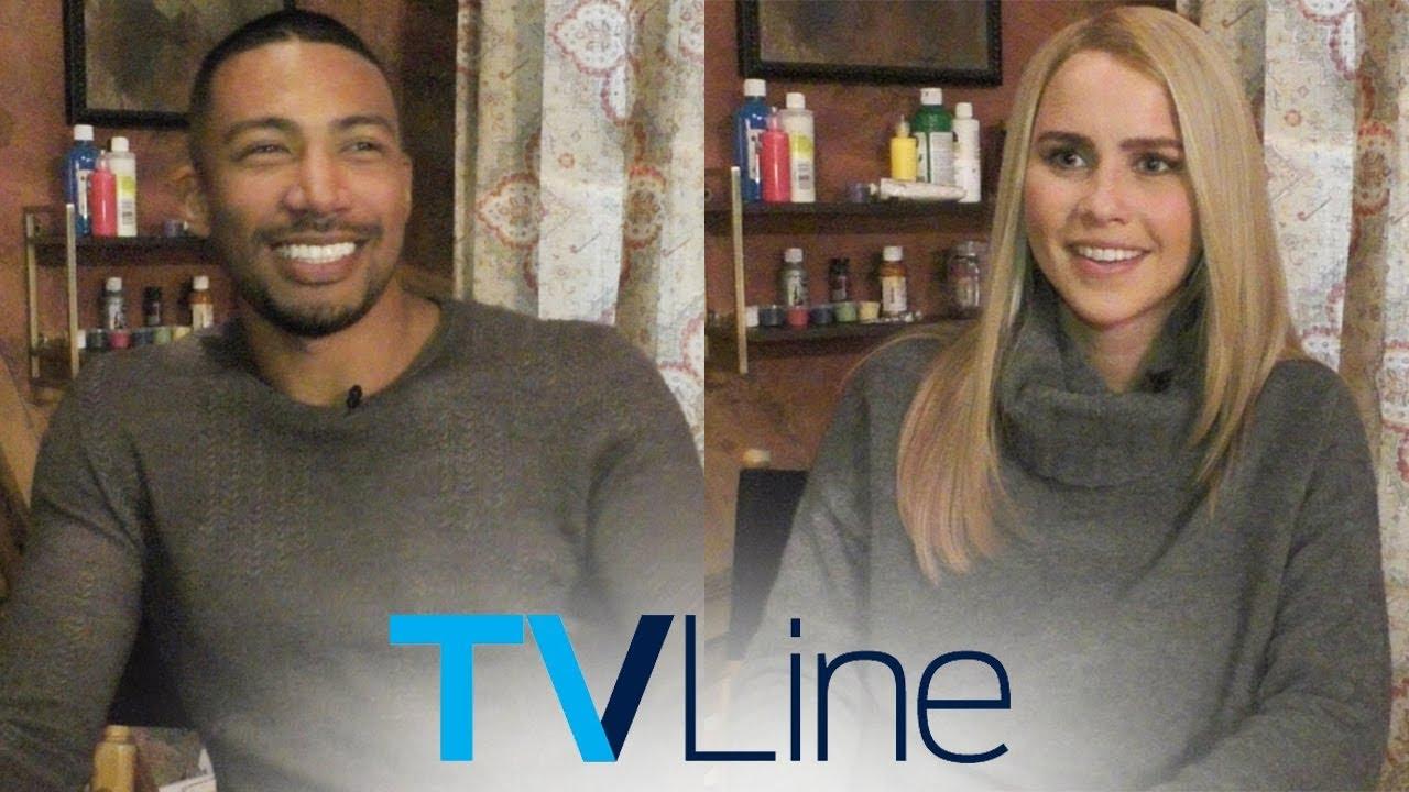The Originals Season 5 Charles Michael Davis Claire Holt Interview Tvline