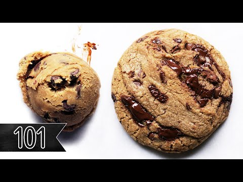 How To Make Perfect Chocolate Chip Cookies