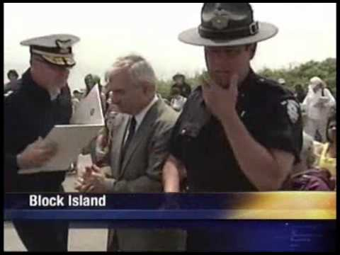 New Shoreham Police Chief Vincent Carlone - Block Island