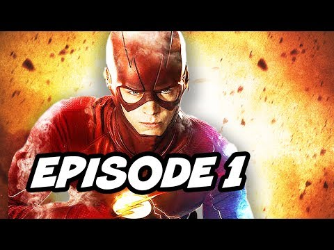 Download Youtube: The Flash Season 4 Episode 1 New Characters Breakdown