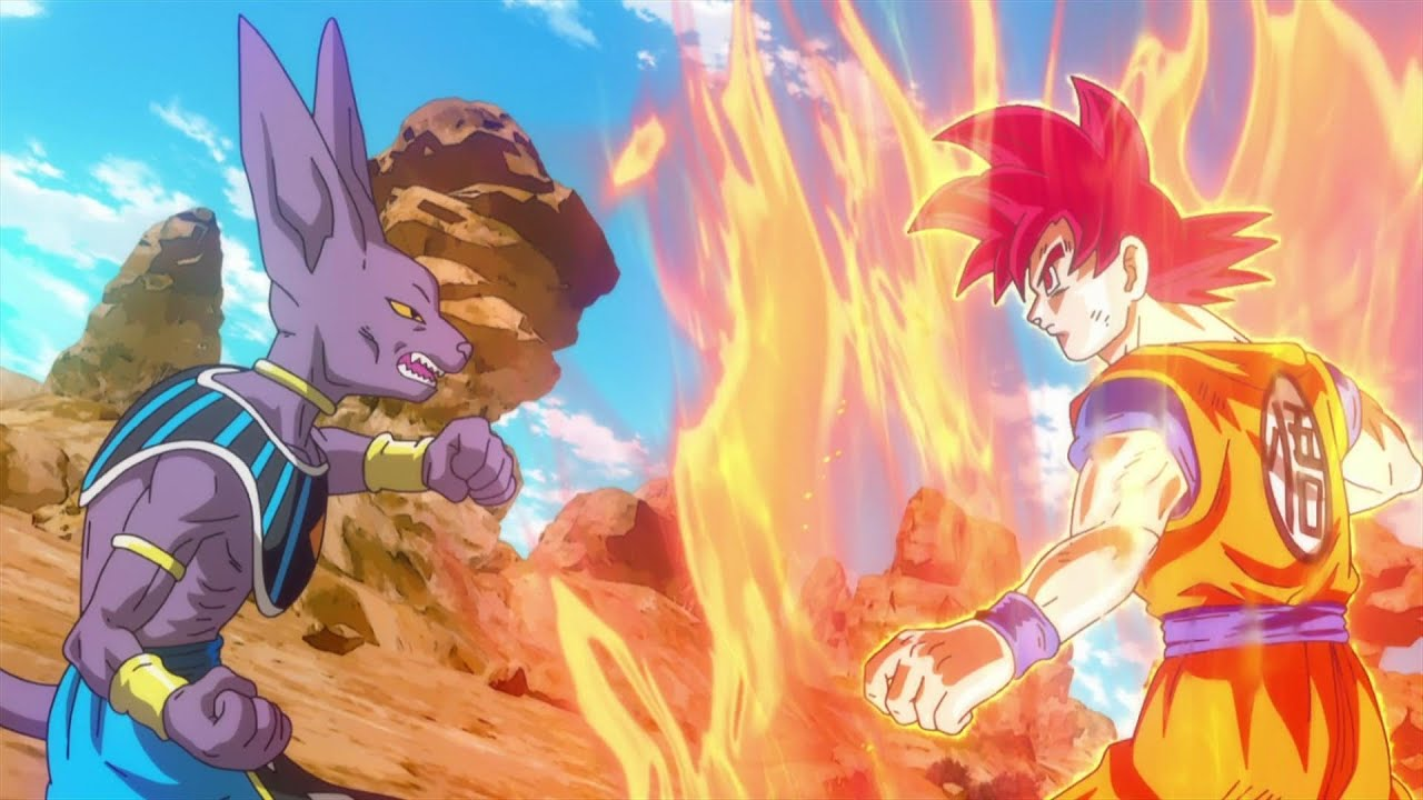 Dragon Ball Z Battle Of Gods ドラゴンボールZ 神と神 English Dubbed