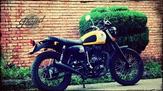 SUPER CLASSIC BRITISH ACE BIKES IN NEPAL || THE PROJECT