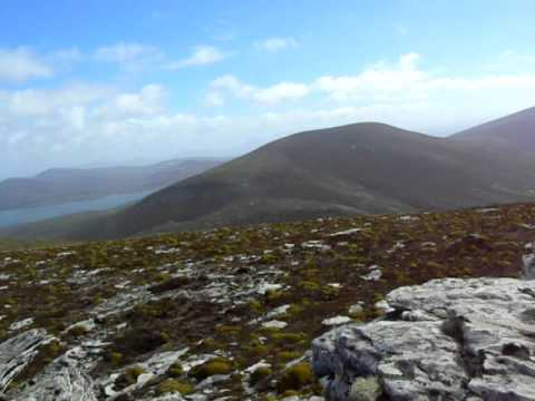 Falkland Islands Videos III - View west from Rookery Mountain