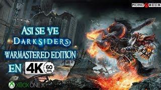 [4k] Asi se ve Darksiders Warmastered Edition en Xbox One X a 4K y 60FPS |MondoXbox