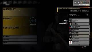 soulreaver1989's Live PS4 ghost war pvp ranked play