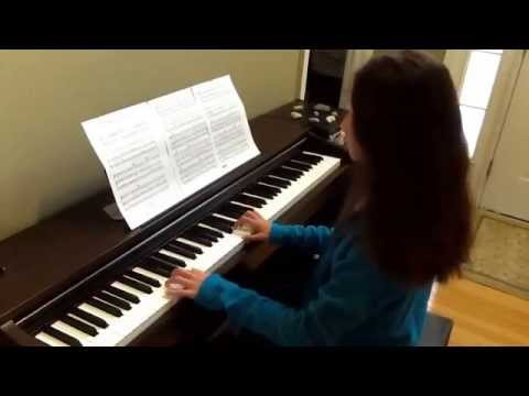 Boogie Woogie Bugle Boy Piano II
