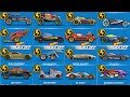 Hot Wheels: Race Off - ⚡ All My Supercharged Cars ⚡
