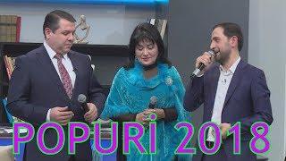Pərviz Bülbülə, Cığatel İsaqızı və Təyyar Məmmədov - Popuri (2018)