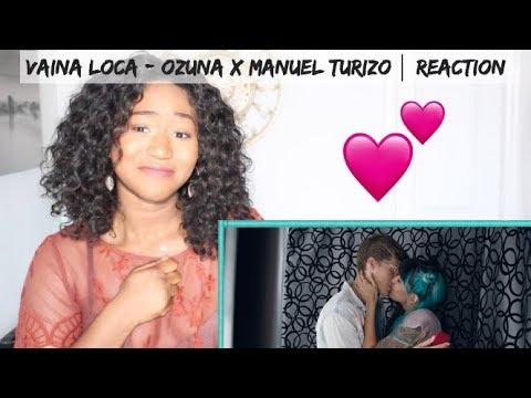 Vaina Loca - Ozuna X Manuel Turizo (Video Oficial)   REACTION
