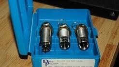 Dillon Carbide Dies Finally Arrive!  9mm, .45ACP, .223