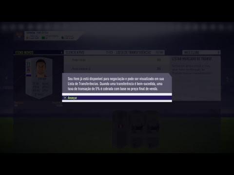 FIFA 18- Fazendo trade top