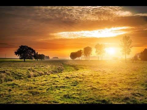 Photoshop Beginner Tutorial Sunset Effect 포토샵 초보 강좌 일몰 효과
