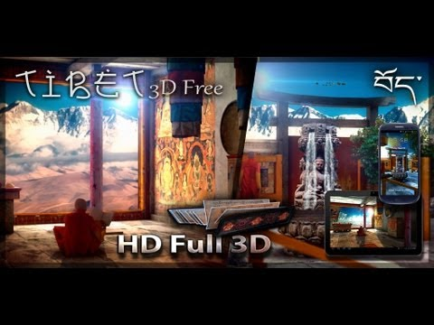 Tibet 3D Free Live Wallpaper