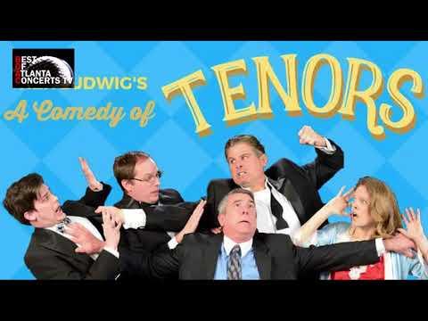 "Brian Kurlander talks ""A Comedy of Tenors"" presented by Georgia Ensemble Theatre"