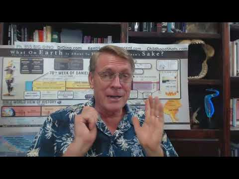 Dr. Kent Hovind Q&A - 8-18-17 Where do Asteroids come from? Orthodox church?
